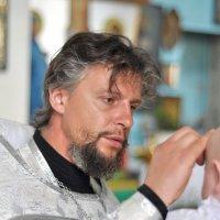 Таинство крещения :: Владимир Зыбин
