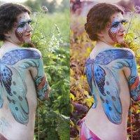 Бабочка :: Оксана Гуненко
