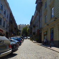 Улица города Тбилиси :: Виктория Мароти