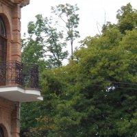 Балкон :: Виктория Мароти
