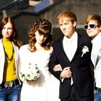 свадьба :: Илья Лещинский