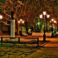 петровский бульвар :: сергей остробородов