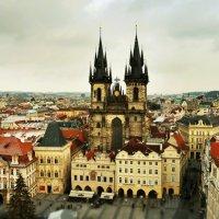 Прага :: Vadim Zharkov