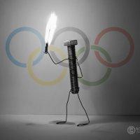 Открытие олимпиады :: Владимир Ноздрачев