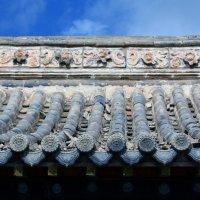 Крышка храма. Монголия :: Александра Перфильева