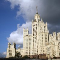 Москва :: Александра Перфильева
