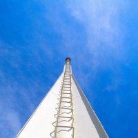 Лестница в небо. :: Александр Логунов