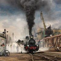 Будни (промышленность...) :: Борис Соломатин