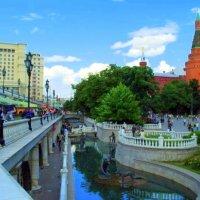Карамельная страна. :: Александр Логунов