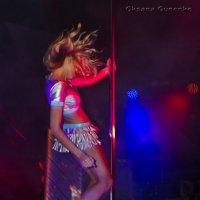 Pole dance :: Оксана Гуненко