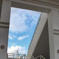 Лестница в небо :: Марина Дегтярева
