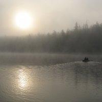 С утреца, по туману :: Maxim Bondar