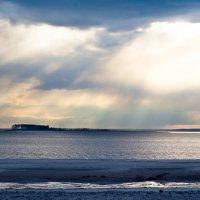 сквозь облака :: Мария Майданова