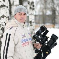 Я на работе :: Олег Борщ