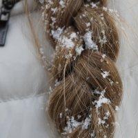 Снег :: Лиза Смирнова