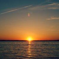 sunset :: Alena Kramarenko