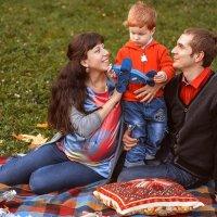 Семейная,детская фотосъемка :: Ольга Самойлова