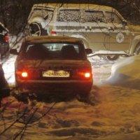 Парковка :: Олег Попков