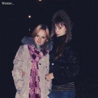 Зима :: Лидия Ходакова