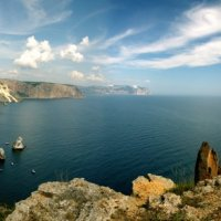 Севастополь, бухта, панорама :: Vovograff V