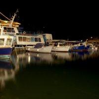 Севастополь, Балаклава, ночной яхт-клуб :: Vovograff V