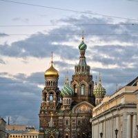 Спас-на-крови :: Наталия Зыбайло