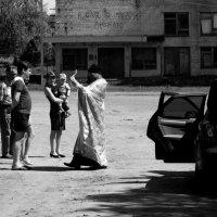 освящается колесница сия :: Владимир Бурдин
