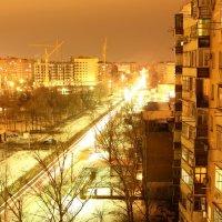 Первый снег в Таганроге :: Serj Kuklin
