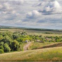 неперспективная деревня :: Владимир Горбунов