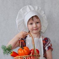 Поваренок :: Евгения Чернова