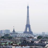 Крыши Парижа * :: Валерий Новиков