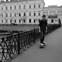 На Почтамптском мосту :: sv.kaschuk