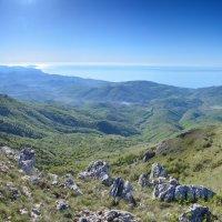 Горы и Море :: Владимир Клюев