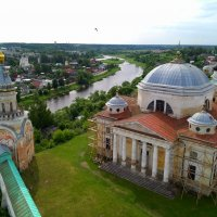 Торжок. Борисоглебский монастырь. :: Наталья Левина