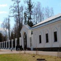 Церковь :: Дарья Бочкарникова