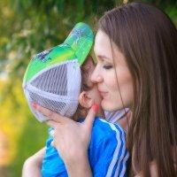 Настя и Олежка :: Anna Lipatova