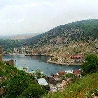 Балаклавская бухта :: Varvara Aravrav