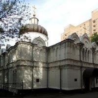 Церковь Алексия, человека Божия :: Александр Качалин