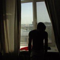 У окна :: Alexandra Sakharova