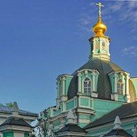 церковь НИКОЛЫ ЗАЯИЦКОГО :: Александр Шурпаков