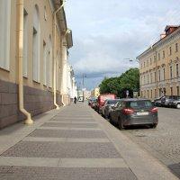 Городская улица :: Aнна Зарубина