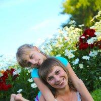 мама с дочей) :: Stukalova Anna Stukalova