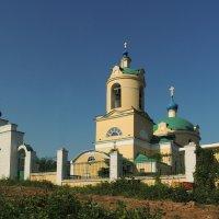 Церковь Николая Чудотворца :: Александр Качалин