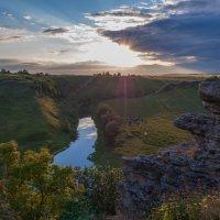Воргольские скалы(Звонари) :: Илья Костин