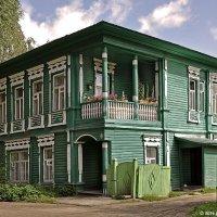 Жилой дом :: Надежда Лаптева