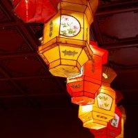 Китайские лампочки :: Vadim Raskin