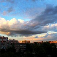 городской закат :: ТАТЬЯНА