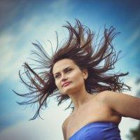 Ветер :: Яна Насадик