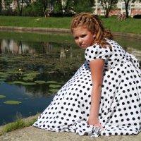 Портрет девочки. :: Андрей Гашин