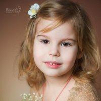 Детский портрет :: Екатерина Дашаева